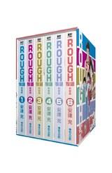 (超值套書)ROUGH物語新裝典藏書盒版正面