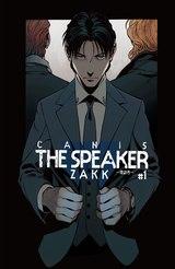 CANIS THE SPEAKER-發語者-(01)限定版封面